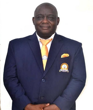 Revd. , F.A.S. Akinola, MMU Director/ Convention EC Rep