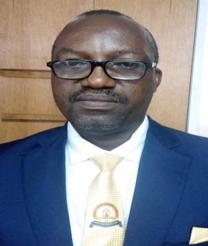 James Olalekan Sampson, Treasurer, Men's Missionary Union of the Nigerian Baptist Convention