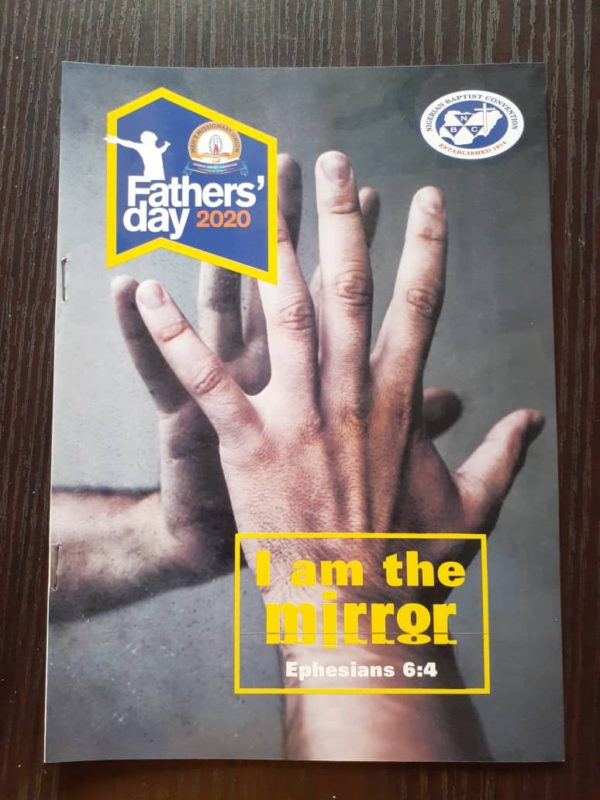 I am the Mirror - 2020 Fathers' Day