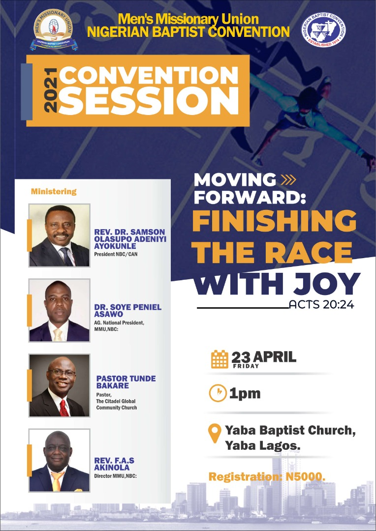2021 Nigerian Baptist Convention in Session